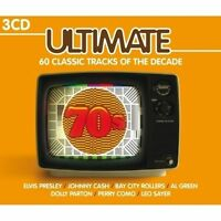Various Artists - Ultimate 70s - Various Artists CD