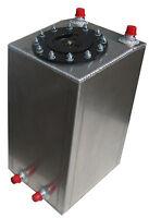 3 Gallon RCI Fuel  Gas Tank Aluminum Heavy Duty Street Racing  NEW RCI 2030A