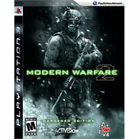 Call of Duty: Modern Warfare 2 -- Hardened Edition (Sony PlayStation 3, 2009)
