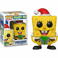 SpongeBob SquarePants - Spongebob Christmas Pop! Vinyl Figure NEW Funko