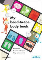 My Head-to-Toe Body Book by Okido (Hardback book, 2012)