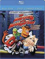 The Muppets Take Manhattan (Blu-ray/DVD, 2011, 2-Disc Set, Canadian French)