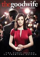The Good Wife: The First Season (DVD, 2010, Canadian) DISC IS MINT