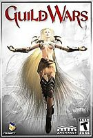 GUILD WARS PC CD ROM GAME~PROVE YOUR WORTH IN A WORLD WHERE SKILL DECIDES~VG/C