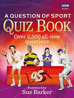 A Question of Sport Quiz Book (Paperback book, 2011)