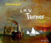 Turner. Colouring Book by Roeder, Annette (Paperback book, 2011)