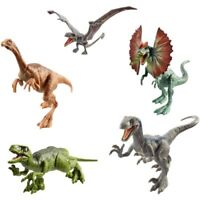 ATTACK PACK DINOSAUR FIGURES Jurassic World Fallen Kingdom Variety