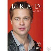 BRAD PITT Kalender 2008 (NEU+OVP) CALENDAR