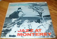 VIRGIL GONSALVES Jazz at Monterey Junior Mance Omega