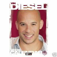 VIN DIESEL Kalender 2008 (NEU+OVP) CALENDAR/STAR
