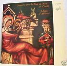 33T 25 cm CORDES ORGUE CONCERTO NOËL CORELLI ALBINONI