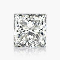 3.6mm VS CLARITY PRINCESS-FACET DIAMOND (J/K COLOUR)