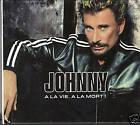 A LA VIE A LA MORT - HALLYDAY JOHNNY (CD + LIVRE)