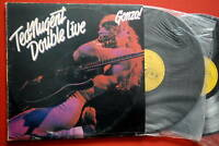 TED NUGENT DOUBLE LIVE GONZO! 1979 EXYUGO PRESSING 2LP