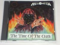 HELLOWEEN THE TIME OF THE OATH + POSTER CD FAST WIE NEU