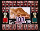 MONTREAL CUP BANNER 100 PATCH 11x14 FORUM RED-BLUE SEAT