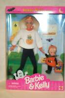 BARBIE AND KELLY HAPPY HALLOWEEN GIFT SET  SPECIAL EDITION  1996  NEW  NRFB