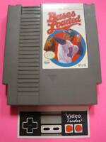 Bases Loaded Baseball Original 8 Bit Nintendo NES Cart