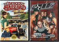 The Dukes Of Hazzard The Beginning & Ballz Girlz;2 DVDs