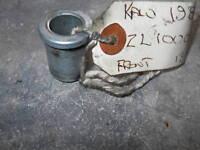 87 Kawasaki ZL1000 ZL 1000 Front Wheel Axle Spacer Collar