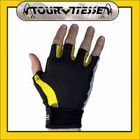 Tour Vitesse Padded Lycra Cycling Bike Racing Gloves SY