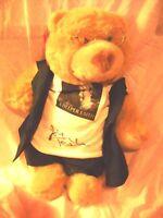 John Tesh, Teddy Bear, Singer-Musician Autographed T-Shirt