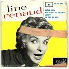 "RENAUD Line Vinyle 45 tours 7"" EP BUONA SERA - COEUR PORTUGAL -JEREMY -PATHE 385"