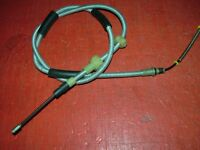 Handbrake Cable to fit Ford Escort Mk3,4,Orion