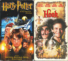 Harry Potter and the Sorcerer's Stone & Hook - 2 VHS