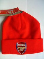ARSENAL FC - Red Knitted/Beanie Hat {Official}(FB)