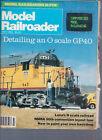 Model Railroader Magazine July 1985
