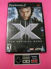 X-Men: The Official Game (Sony PlayStation 2, 2006)