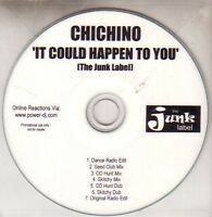 Chichino-It could happen to you-Promo cd single