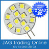 1x 12V 12 SMD LED G4 SUPER BRIGHT LIGHT-BOAT/CARAVAN/RV