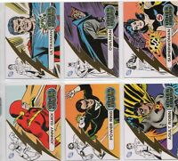 RITTENHOUSE JUSTICE LEAGUE OTHER EARTHS SINGLE CARDS