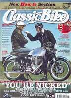 CLASSIC BIKE-JULY 2010 issue (NEW COPY)