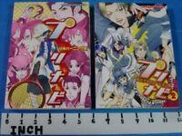 Prince of Tennis Pri Navi 1~2 Complete Set OOP japan
