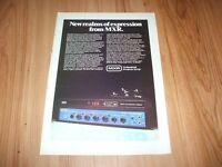 MXR pitch transposer-1980 magazine advert