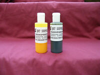 TAXIDERMY/MODELLING * POLYTRANSPAR WATER BASED PAINTS  (TRANSPARENT)  4 oz *