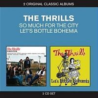 THE THRILLS So Much For The City/Let's Bottle Bohemia 2CD BRAND NEW