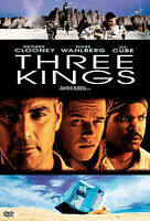 Three Kings-DVD-George Clooney, Mark Wahlberg, Ice Cube, Spike Jonze, Cliff Curt