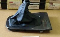 Gear Lever Gaiter Leather Dark Rhodium Genuine MG Rover 45 to 2003 FJL000060WSH