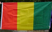 NEW 5 x 3 FOOT (150x90cm) GUINEA  FLAG