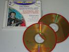 FRANZ SCHUBERT DIE GROSSEN STREICHQUARTETTE QUINTETTE GOLDPRESSUNG 2 CD DIGITAL