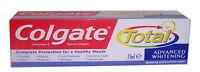 Colgate Total Advanced Whitening toothpaste 75ml