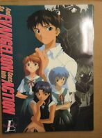 Neon Genesis Evangelion Wall Poster Picture Anime Ayanami Rei Choose One