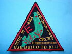 VIETNAM WAR PATCH US 235th ATTACK HELICOPTER CO-.DELTA TO DMZ