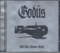 GODUS-HELL F*CK DEMON SOUND-CD-black metal-infernal-null-banished from inferno