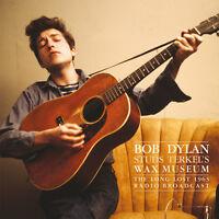 BOB DYLAN Studs Terkel's Wax Museum UK 180g vinyl 2-LP set SEALED / NEW