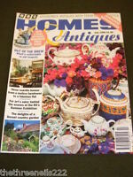 BBC - HOMES & ANTIQUES - COLLECTABLE OLD TEAPOTS - JULY 1996